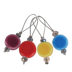 KnitPro Stekenmarkeerders set van 12 - 3st
