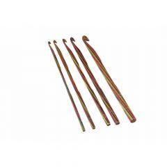 KnitPro Symfonie Haaknaald hout 3.00-12.00mm - 3st