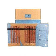 KnitPro Ginger sokkennaalden set 20cm 2.50-6.00mm - 1st
