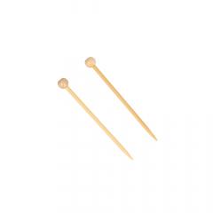 Seeknit Shirotake mini breinaalden bamboe 6,5cm - 3st