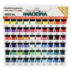 Madeira Display Aerofil no.120 300x400m - 1st
