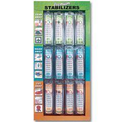 Madeira Stabilizer display 2x12 kwaliteiten 57x20x127 - 1st