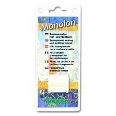 Madeira Monolon naai- en quiltgaren transparant 1x500m - 3st