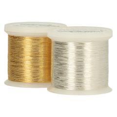 Madeira GoldenSilver naai- en borduurgaren - 3st