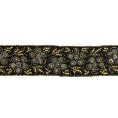 Frans paillettenband 30mm - 9m