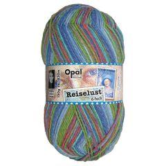 Opal Reiselust 6-draads 8x150g