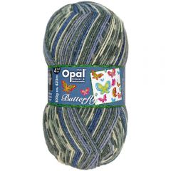 Opal Butterfly 4-draads 10x100g - 9654