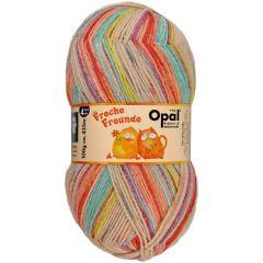 Opal Freche Freunde 4-draads 10x100g