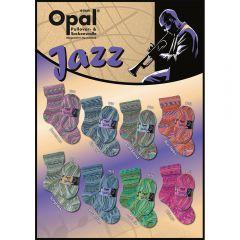 Opal Jazz assortiment 5x100g - 8 kleuren - 1st