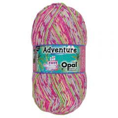 Opal Adventure 4-draads 10x100g