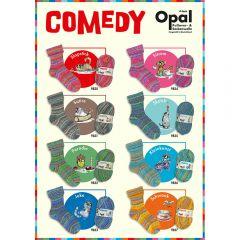 Opal Comedy assortiment 5x100g - 8 kleuren - 1st