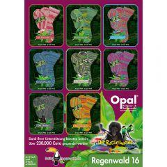 Opal Regenwald 16 assortiment 5x100g - 8 kleuren - 1st