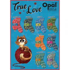 Opal True Love assortiment 5x100g - 8 kleuren - 1st