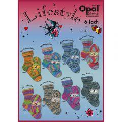 Opal Lifestyle assortiment 4x150g - 8 kleuren - 1st