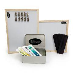 Scheepjes Catona kleurstalenset + gratis magneetborden - 1st