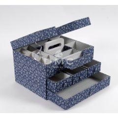 DMC Blue Boxes opbergdoos 24x32x21,5cm - 1st