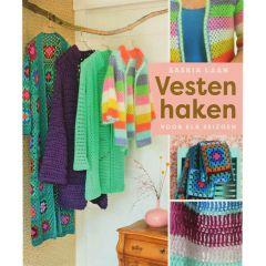 Vesten haken - Saskia Laan - 1st