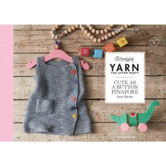 YARN The After Party nr.113 Cute Button Pinafore - 20st