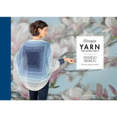 YARN The After Party no. 27 Indigo Shrug - 20st