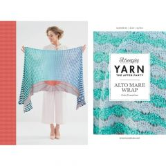 YARN The After Party no. 30 Alto Mare Wrap - 20st