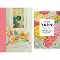 YARN The After Party no.42 Confetti Blanket - 20st
