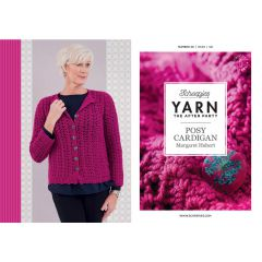 YARN The After Party nr.48 Posy Cardigan - 20st