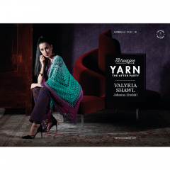 YARN The After Party No.49 Valyria Shawl - 20st