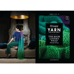 YARN The After Party No.51 Book Lover's Wrap - 20st