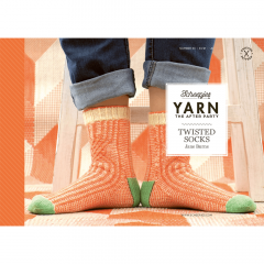 YARN The After Party No.53 Twisted Socks - 20st