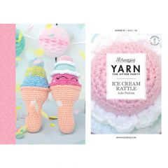 YARN The After Party nr.56 Ice Cream Rattle - 20st