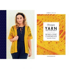 YARN The After Party nr.67 Boho Cardigan - 20st