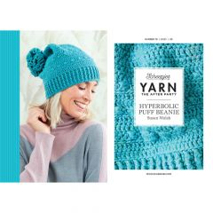 YARN The After Party nr.78 Hyperbolic Puff Beanie - 20st