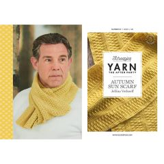 YARN The After Party nr.87 Autumn Sun Scarf - 20st
