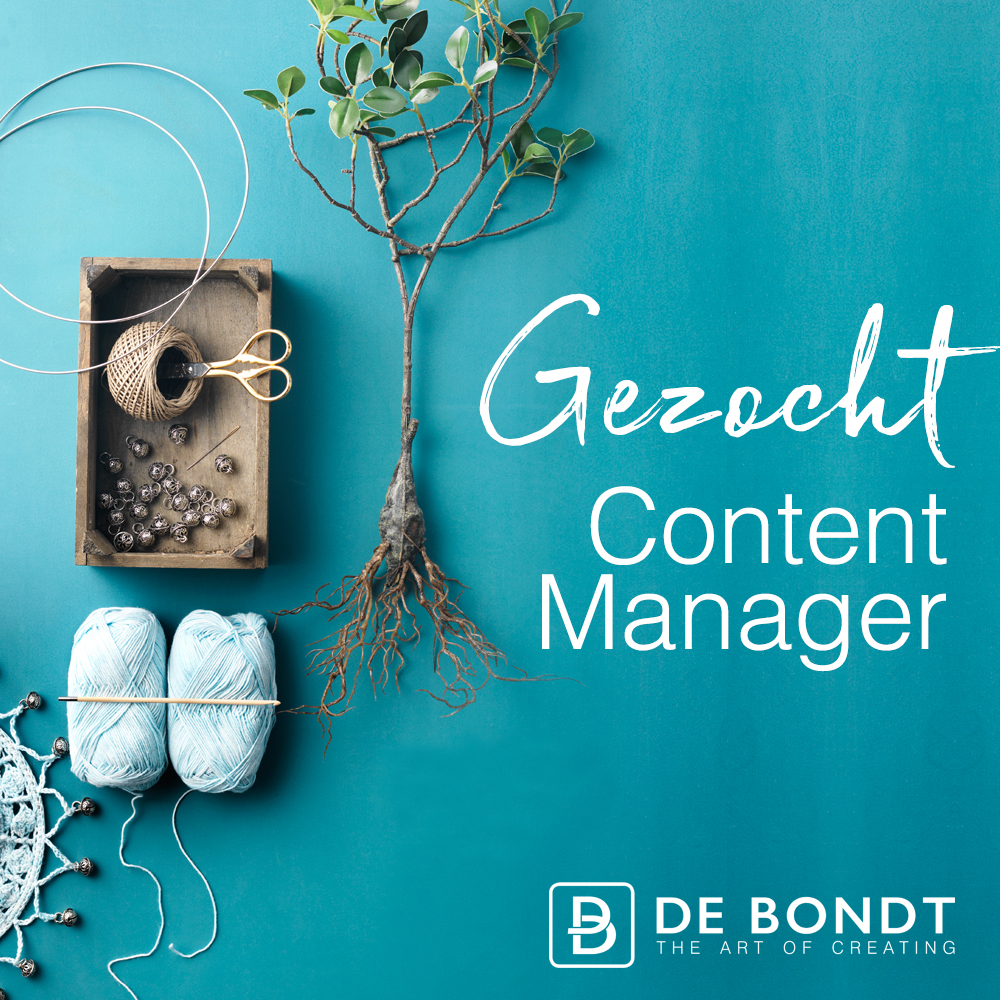 Vacature Content Manager MBO niveau 4