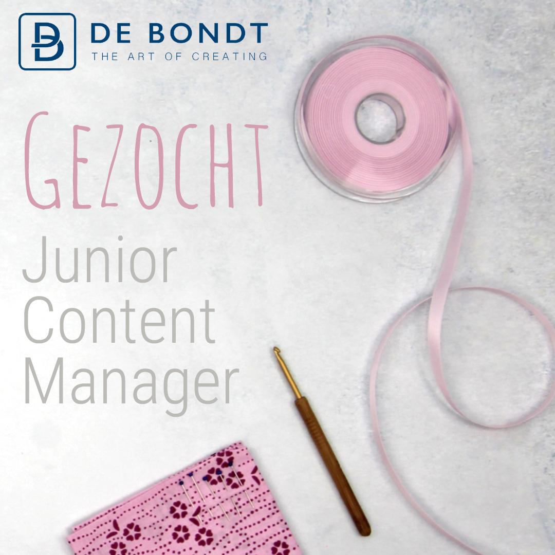 Junior Contentmanager